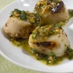 Scallop Pistachio