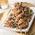 SpiceGinger Shrimp Salad