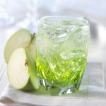 Sour Apple Gin & Tonic